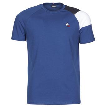 Odjeća Muškarci  Majice kratkih rukava Le Coq Sportif ESS TEE SS N°10 M Blue