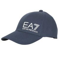 Tekstilni dodaci Muškarci  Šilterice Emporio Armani EA7 TRAIN CORE ID M LOGO CAP Blue