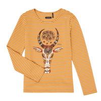 Odjeća Djevojčica Majice dugih rukava Ikks XR10102 Smeđa