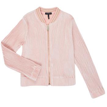 Odjeća Djevojčica Veste i kardigani Ikks XR17022 Ružičasta