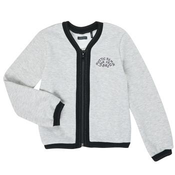 Odjeća Djevojčica Veste i kardigani Ikks XR17062 Siva