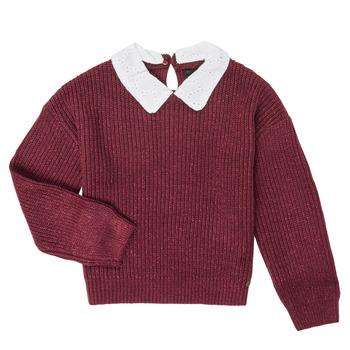 Odjeća Djevojčica Puloveri Ikks XR18062 Bordo