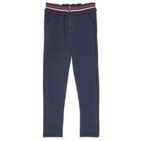 Odjeća Djevojčica Hlače s pet džepova Ikks XR23002 Blue