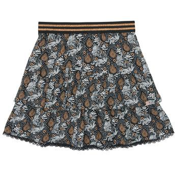 Odjeća Djevojčica Suknje Ikks XR27082 Crna