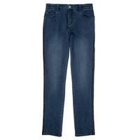 Odjeća Djevojčica Slim traperice Ikks XR29062 Blue