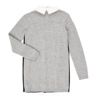 Odjeća Djevojčica Kratke haljine Ikks XR30082 Siva