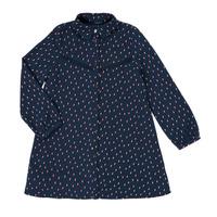 Odjeća Djevojčica Kratke haljine Ikks XR30152 Blue