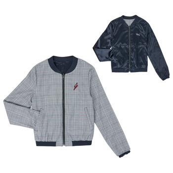 Odjeća Djevojčica Kratke jakne Ikks XR40012 Blue