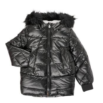 Odjeća Djevojčica Parke Ikks XR41122 Crna