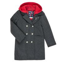 Odjeća Djevojčica Kaputi Ikks XR44012 Siva