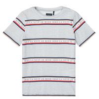 Odjeća Dječak  Majice kratkih rukava Ikks XR10003 Siva