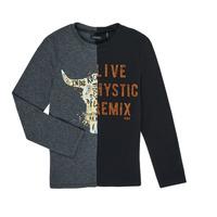 Odjeća Dječak  Majice dugih rukava Ikks XR10143 Siva