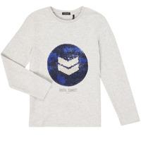 Odjeća Dječak  Majice dugih rukava Ikks XR10273 Siva