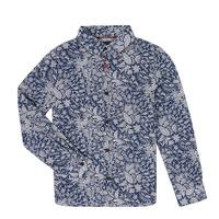 Odjeća Dječak  Košulje dugih rukava Ikks XR12023 Blue