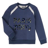 Odjeća Dječak  Sportske majice Ikks XR15093 Blue