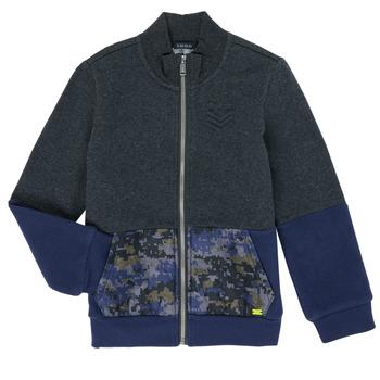 Odjeća Dječak  Sportske majice Ikks XR17103 Siva