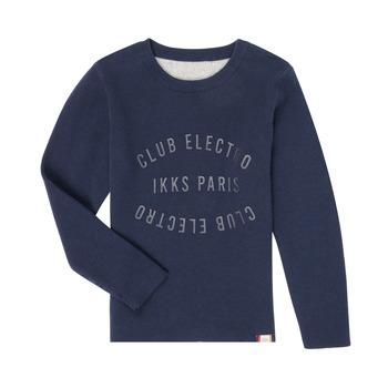 Odjeća Dječak  Puloveri Ikks XR18003 Blue