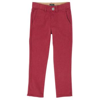 Odjeća Dječak  Hlače s pet džepova Ikks XR22093J Red