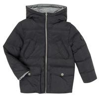 Odjeća Dječak  Pernate jakne Ikks XR41053 Crna