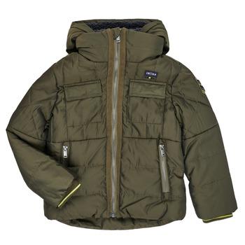 Odjeća Dječak  Pernate jakne Ikks XR41123 Smeđa