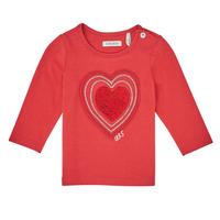 Odjeća Djevojčica Majice dugih rukava Ikks XR10010 Narančasta