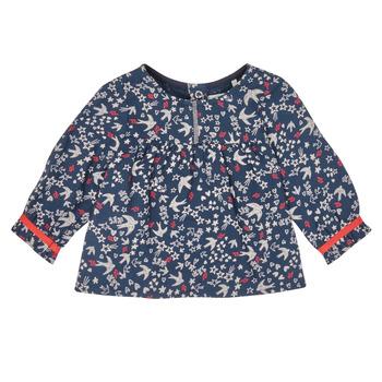 Odjeća Djevojčica Košulje i bluze Ikks XR12010 Blue