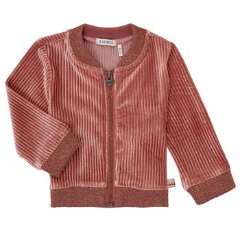 Odjeća Djevojčica Veste i kardigani Ikks XR17030 Ružičasta