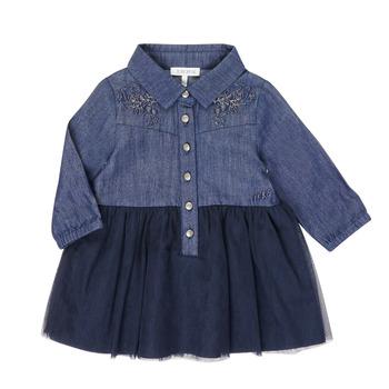 Odjeća Djevojčica Kratke haljine Ikks XR30150 Blue