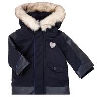 Odjeća Djevojčica Parke Ikks XR42000 Blue