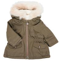 Odjeća Djevojčica Parke Ikks XR42020 Kaki