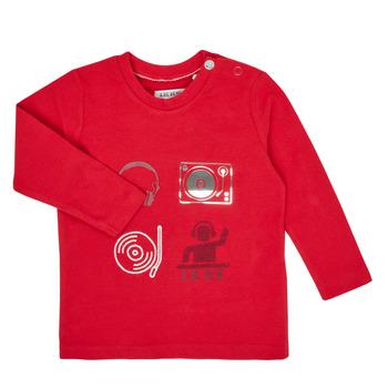 Odjeća Dječak  Majice dugih rukava Ikks XR10011 Red
