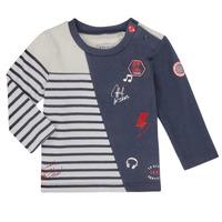 Odjeća Dječak  Majice dugih rukava Ikks XR10041 Bijela