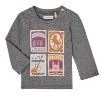 Odjeća Dječak  Majice dugih rukava Ikks XR10081 Siva
