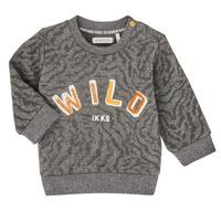 Odjeća Dječak  Sportske majice Ikks XR15001 Siva