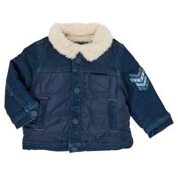 Odjeća Dječak  Kratke jakne Ikks XR40031 Blue
