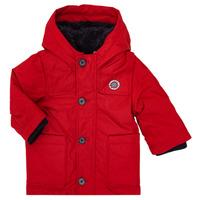 Odjeća Dječak  Parke Ikks XR42001 Red