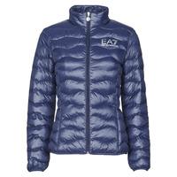 Odjeća Žene  Pernate jakne Emporio Armani EA7 TRAIN CORE LADY W LT ECO DOWN JCKT Blue