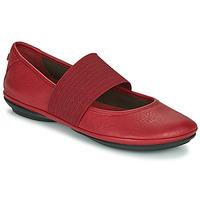 Obuća Žene  Balerinke i Mary Jane cipele Camper RIGHT NINA Red