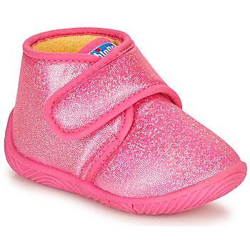 Obuća Djevojčica Papuče Chicco TAXO Ružičasta