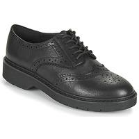 Obuća Žene  Derby cipele Clarks WITCOMBE ECHO Crna