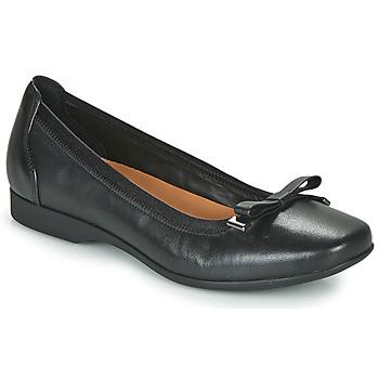 Obuća Žene  Balerinke i Mary Jane cipele Clarks UN DARCEY BOW Crna