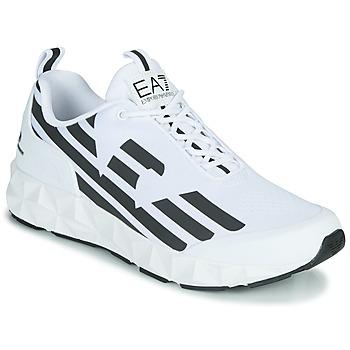 Obuća Muškarci  Niske tenisice Emporio Armani EA7 XCC52 Bijela / Crna