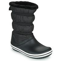 Obuća Žene  Čizme za snijeg Crocs CROCBAND BOOT W Crna