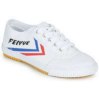 Obuća Niske tenisice Feiyue FE LO 1920 Bijela / Blue / Red