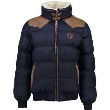 Odjeća Dječak  Pernate jakne Geographical Norway ABRAMOVITCH BOY Blue