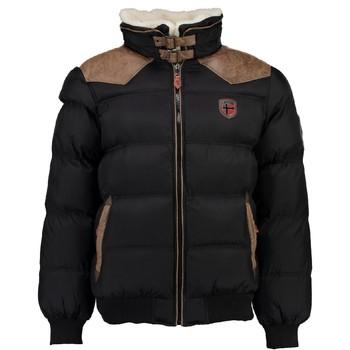 Odjeća Dječak  Pernate jakne Geographical Norway ABRAMOVITCH BOY Crna