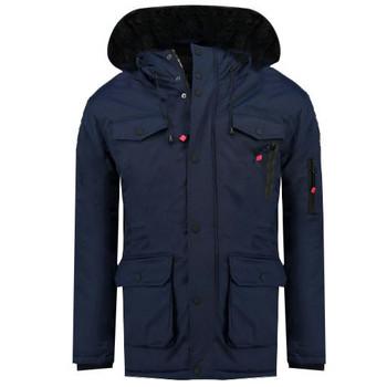 Odjeća Dječak  Parke Geographical Norway ALCALINE BOY Blue