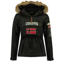 Odjeća Dječak  Parke Geographical Norway BARMAN BOY Crna
