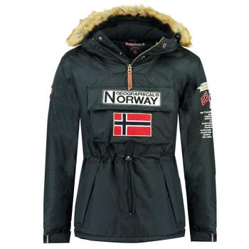 Odjeća Dječak  Parke Geographical Norway BARMAN BOY Blue