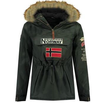 Odjeća Dječak  Parke Geographical Norway BARMAN BOY Siva
